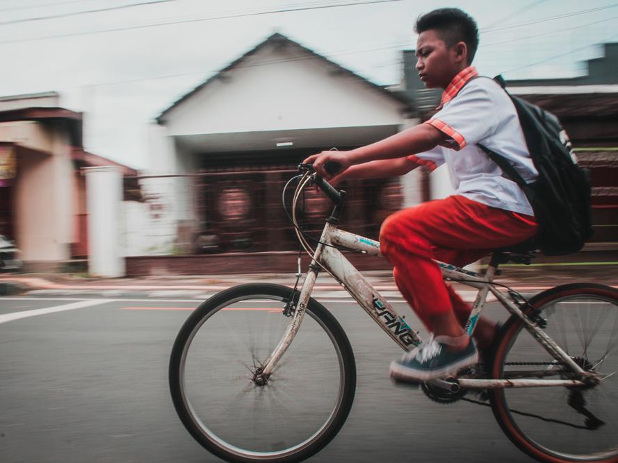 donation category - bike
